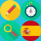 Spanish Word Search Game