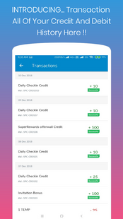 Screenshots - SPCoin Pay - Earn Real Cash By Completing Task