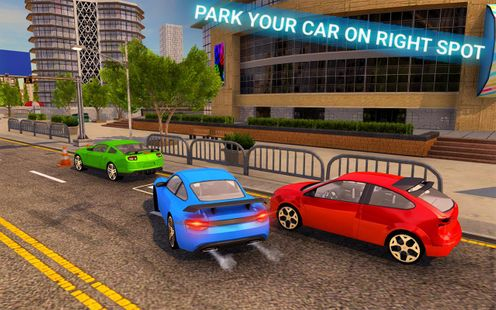 Screenshots - Speed Car Parking Simulator - Car Parking 2020
