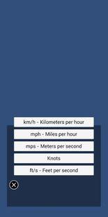 Screenshots - Speedometer