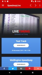 Screenshots - SpeedwayLive