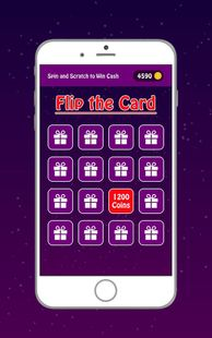 Screenshots - Spin And Scratch To Win Cash - Win Lucky Prize