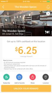 Screenshots - Spindy: Cash Back Rewards