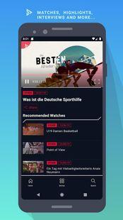 Screenshots - sporttotal.tv - Live Sport Streaming