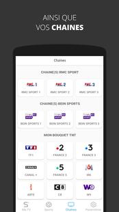 Screenshots - Spotime TV Sports
