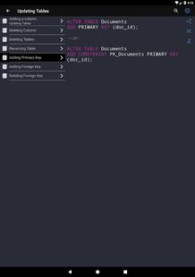 Screenshots - SQL Recipes