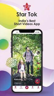 Screenshots - Star Tok : Short Video Creator - Made in India