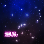 Starry Sky Wallpaper HD