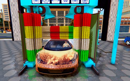Screenshots - Steam Car Wash Service Game 2019