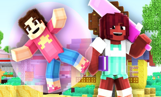 Screenshots - Steven Universe Mod for Minecraft PE - Mashup Pack
