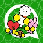 Sticker BT21 Cute for WAStickerApps