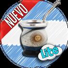 Stickers de Argentina Lite