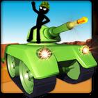 Stickman 3D Tank Hero