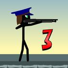 Stickman and Shotgun 3