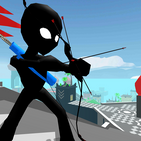 Stickman Bow Archery Fighting Game 3D 🏹