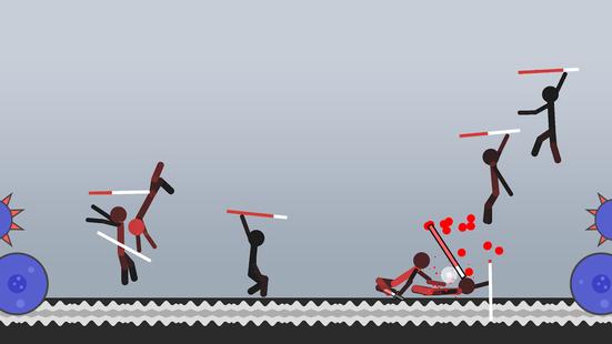 Screenshots - Stickman Knock Out Warrior - Ragdoll Fighting