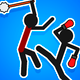 Stickman Knock Out Warrior - Ragdoll Fighting