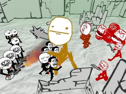 Screenshots - Stickman Meme Battle Simulator