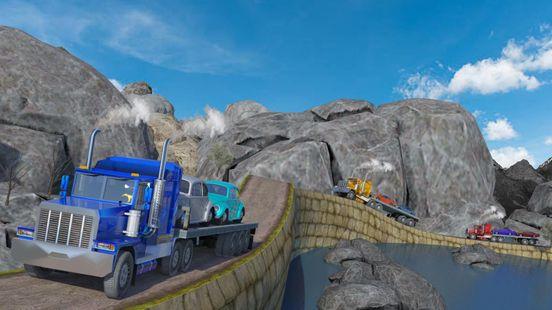 Screenshots - Stickman Offroad Transporter Truck Cargo