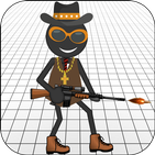 Stickman Shooter - Stickman Games
