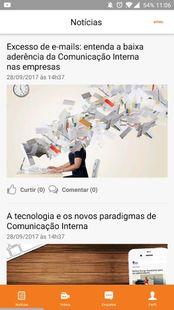 Screenshots - STIHL - Comunicação Interna