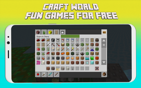 Screenshots - Stone Craft Idle – Explore The World Craft 2020🧊