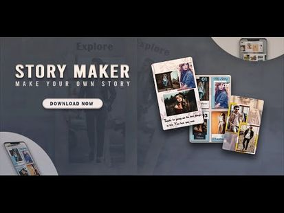 Video Image - Story Maker - Photo Editor, Collage, Story Creator