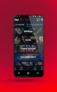 Screenshots - Streaming Guide for Play Cine