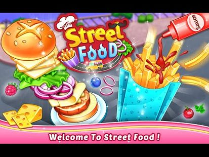 Video Image - Street Food - Cooking Game