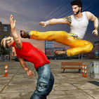 Street Gangster Fights: City Karate Fighting Games