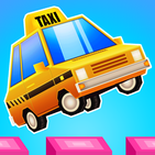 Stretchy Taxi - A challenging free game