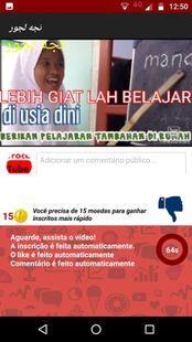 Screenshots - Sub4Sub PRO ( TrocaTube )