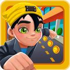 Subway Gold Boy Runner: Endless running game