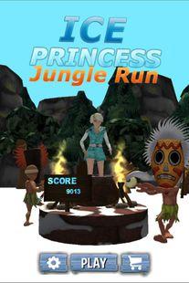 Screenshots - Subway Ice Princess jungle Run