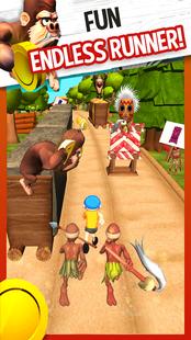 Screenshots - Subway Jeffy Jungle Escape 3D