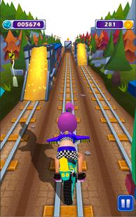 Screenshots - Subway Motorbike Runner