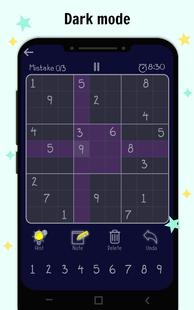 Screenshots - Sudoku Game - Calcudoku & Classic Sudoku Puzzles