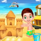 Summer Beach School Trip – Fun Picnic for Students