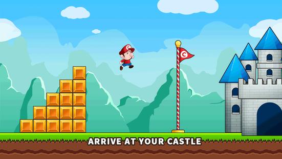 Screenshots - Super Bino Adventure — Free Jungle world