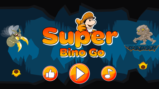 Screenshots - Super Bino Go 2021 New Adventure