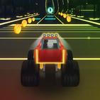 Super Blaze Monster Truck Race - Machines Racing