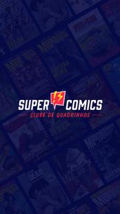 Screenshots - Super Comics