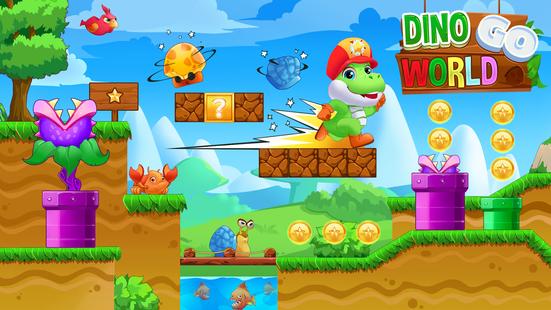 Screenshots - Super Dino Go World - Free New Adventure Game 2021