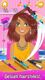 Screenshots - Super Hair Salon: Makeup Games