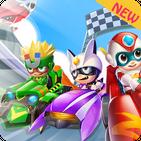 Super Hero - Cars Racing