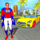 Super-Hero Flying Simulator 3D