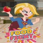 Super Hero Girls Food Fight