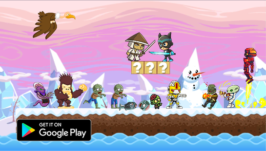 Screenshots - Super Hero Kids Adventure 2