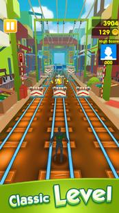 Screenshots - Super Heroes Runner: Subway Run