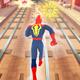 Super Heroes Runner: Subway Run